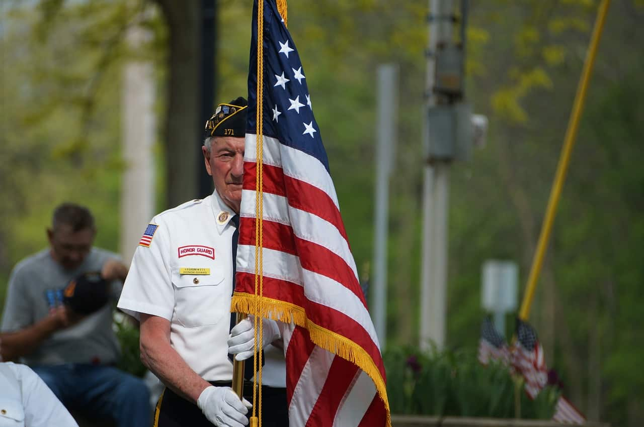 Veterans can suffer wounds that civilians can't see