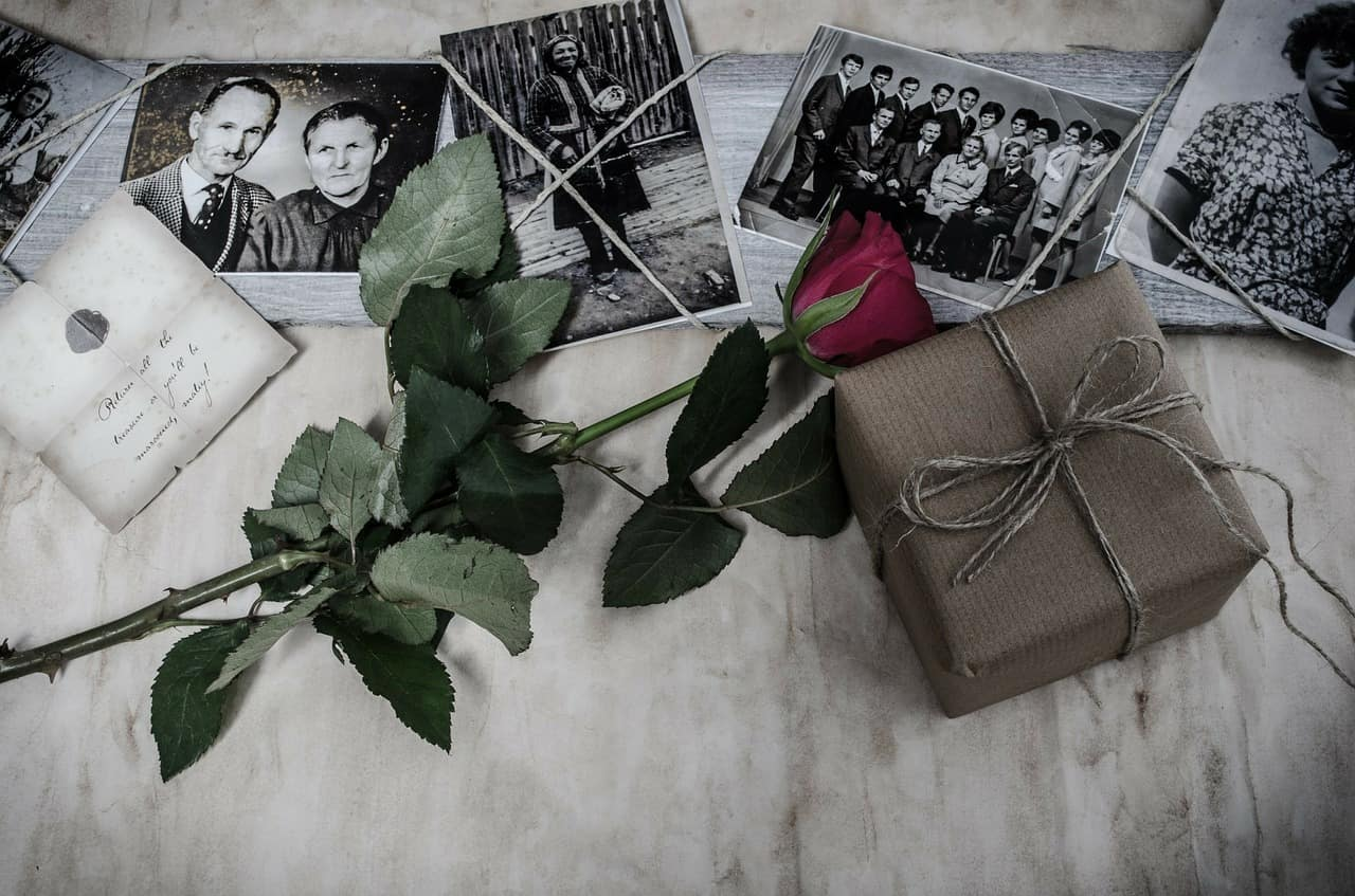 Digging into family roots connects the past to the present and future